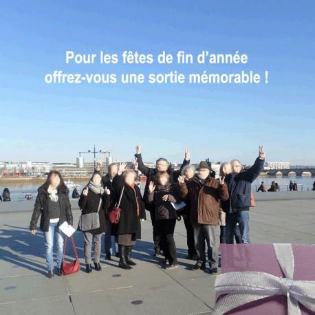 Sortie de fin d'année à Bordeaux (spéciale entreprise)