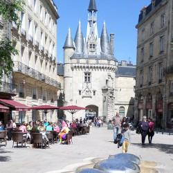 Balade dans le Bordeaux médiéval pour séminaire