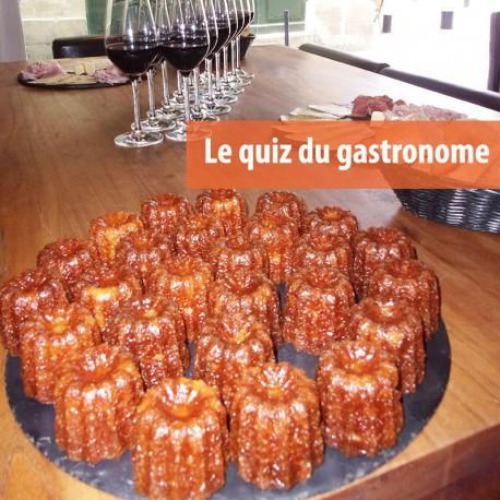 Soirée séminaire à Bordeaux : Le quiz du gastronome bordelais !