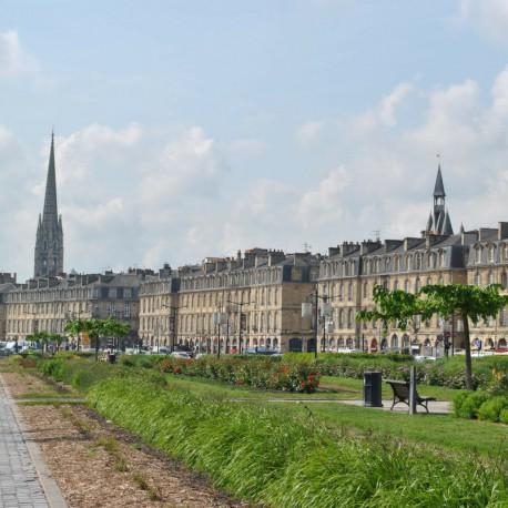 Séminaire Bordeaux : visite du centre de Bordeaux