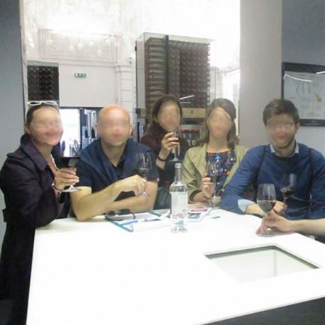 Visite + dégustation de vins  - séminaire à Bordeaux