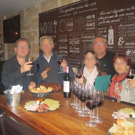 """Visite """"fins gourmets"""" à Bordeaux réservée aux professionnels"""