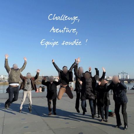 Activité pour séminaire à Bordeaux : le rallye photos
